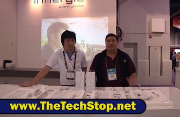 Jesuits take on CES! - Innergie puts more power in less space