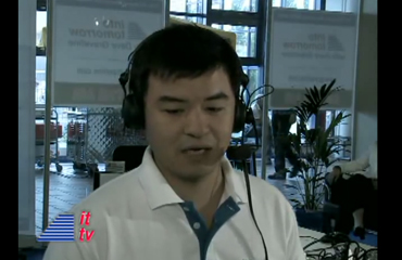 Innergie Interview with Into Tomorrow at IFA 2009