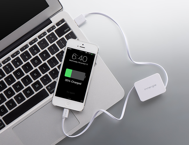 Charge & Sync Simultaneously