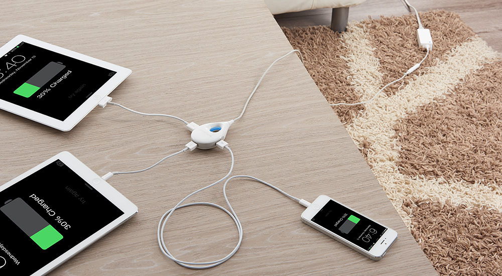 An Extra 15 Feet - Recharge Anywhere