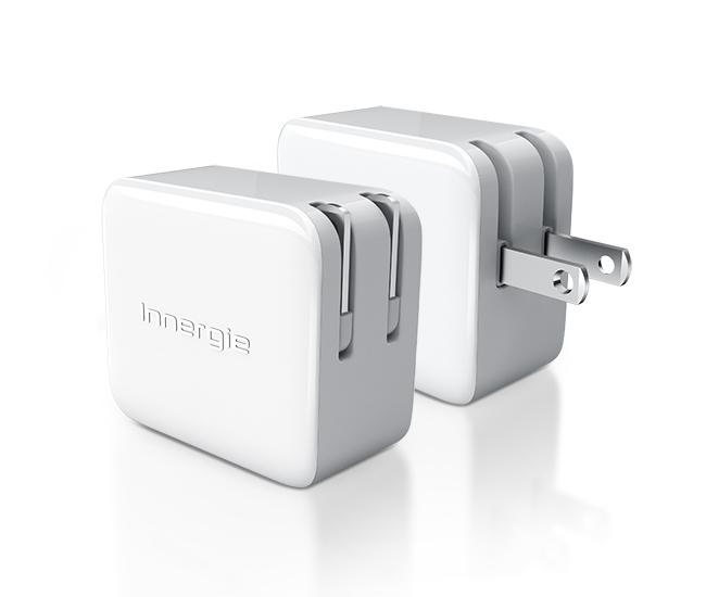 Foldable Plug for Easy Storage