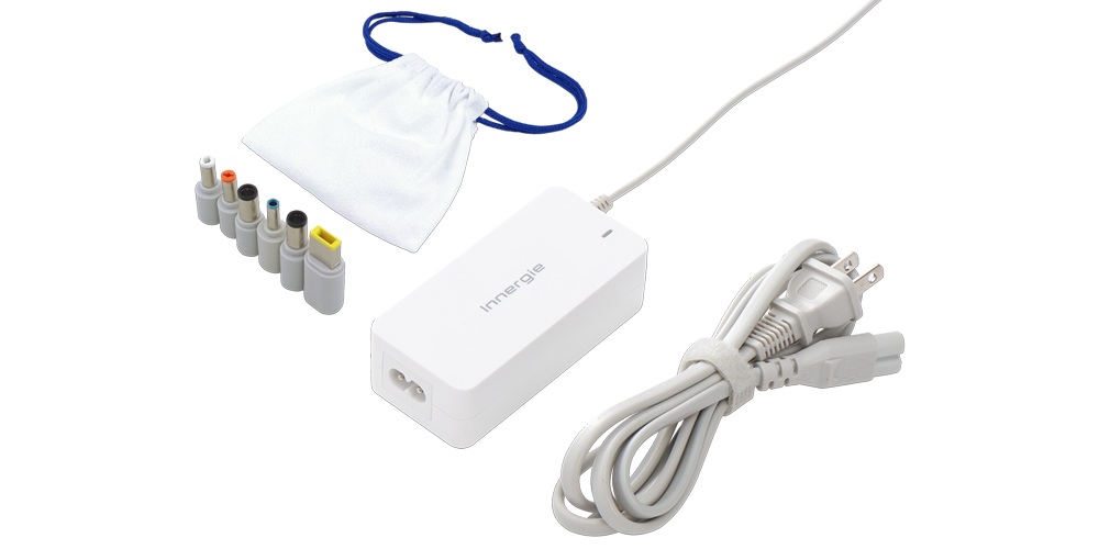 Innergie 65 Universal Laptop Adapter- One for All USB-C
