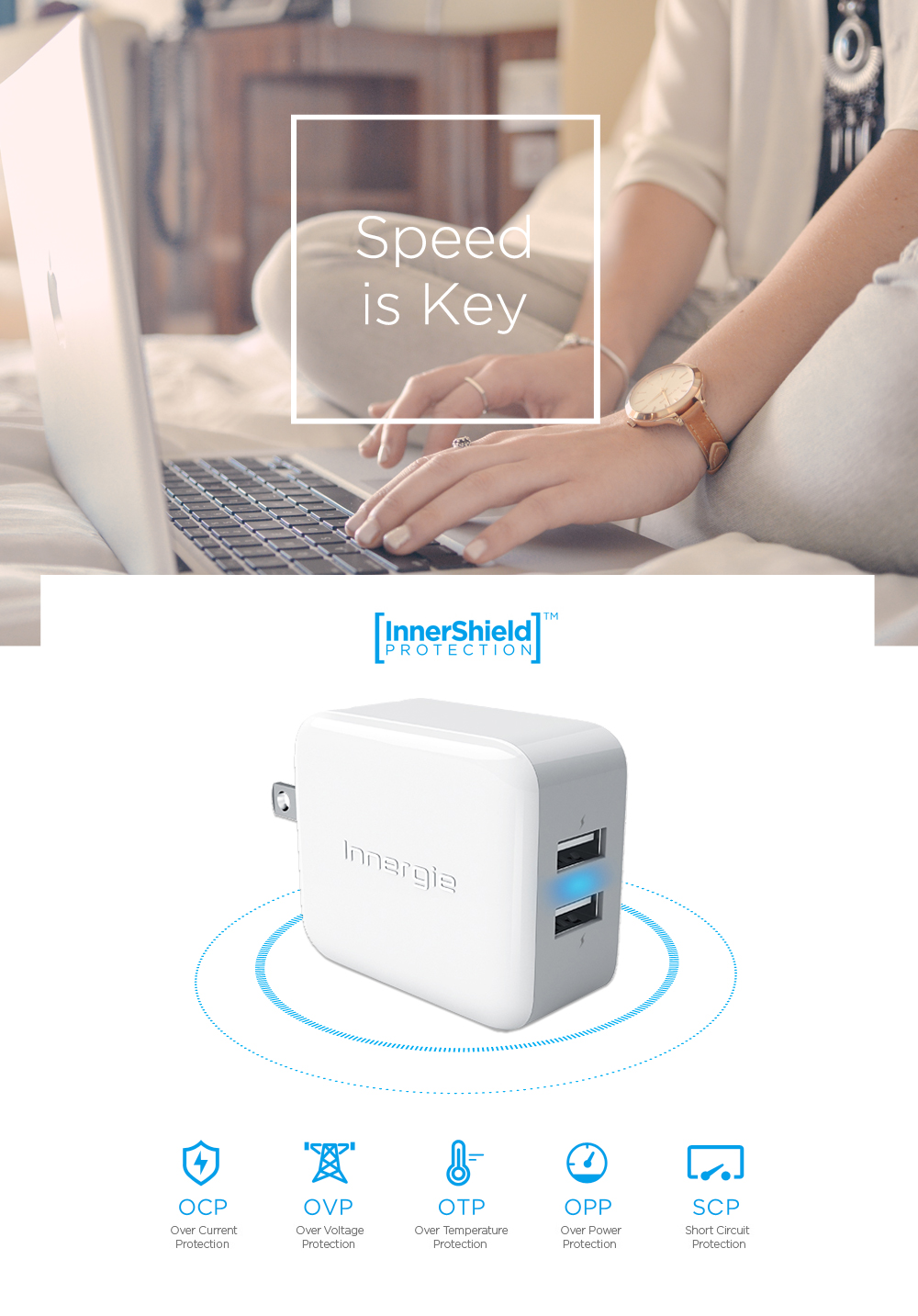 InnerShield™ Power Protection