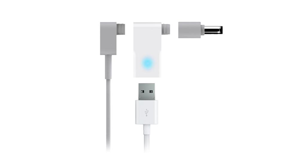 Handy USB Charging