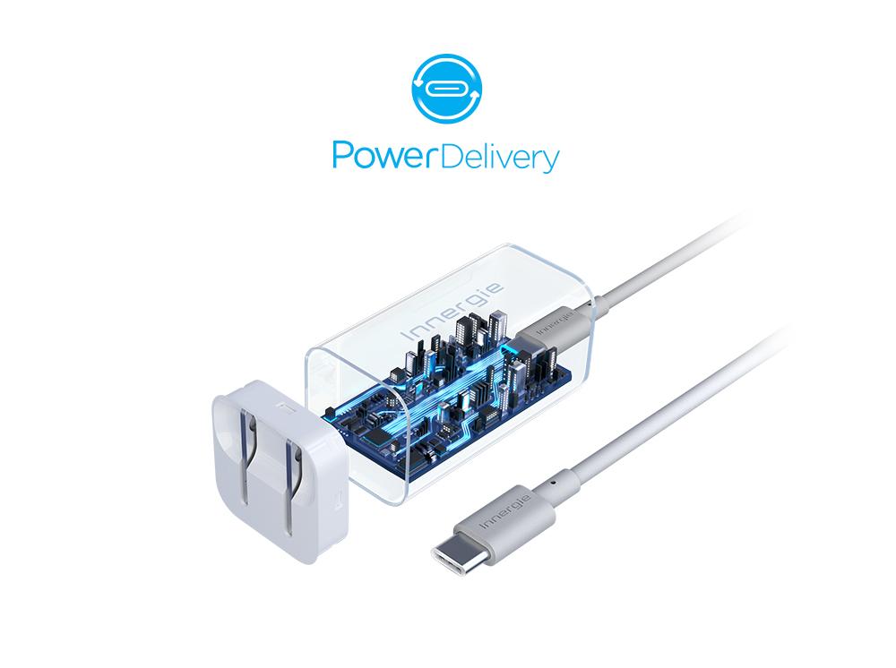 ชาร์จเร็วด้วยเทคโนโลยีล่าสุดของ USB Power Delivery