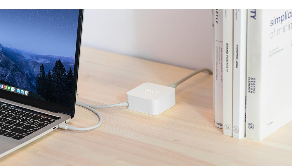การชาร์จแบบ USB-C