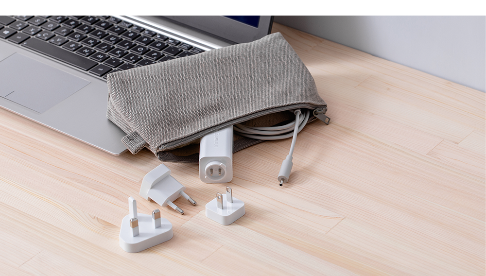 Charge Wherever in The World.