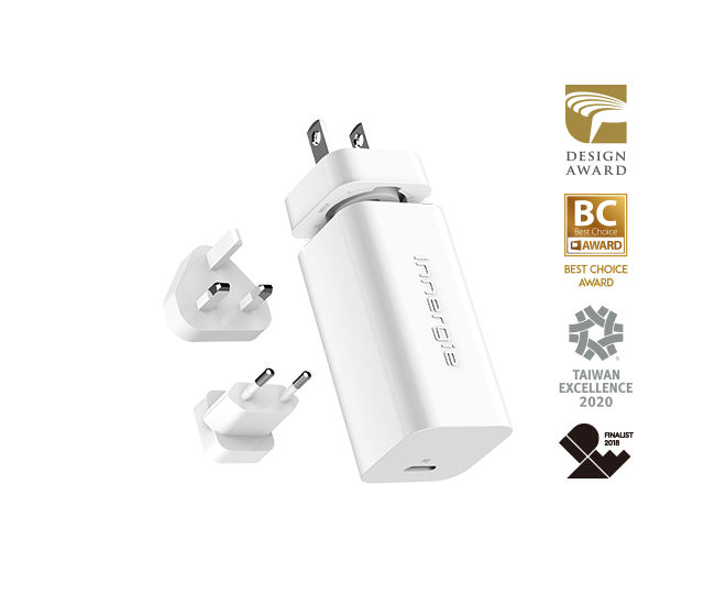 Innergie 60C Pro (Intl) USB-C Power Adapter