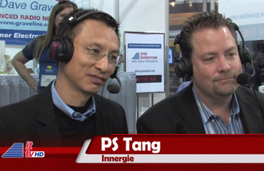 CES 2011: Innergie award-winning products by ITTV