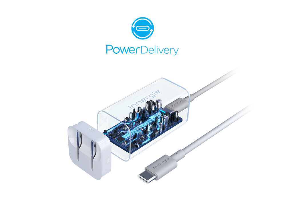 The cutting-edge fast charging - USB Power Delivery