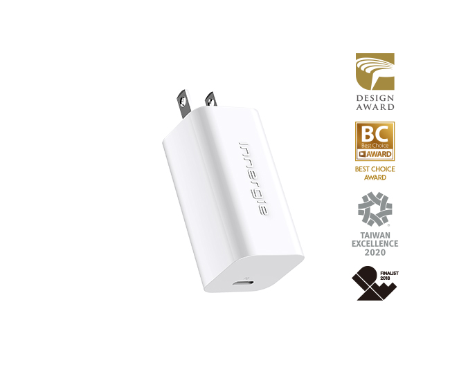 Innergie 60C Pro (Fold) USB-C Power Adapter